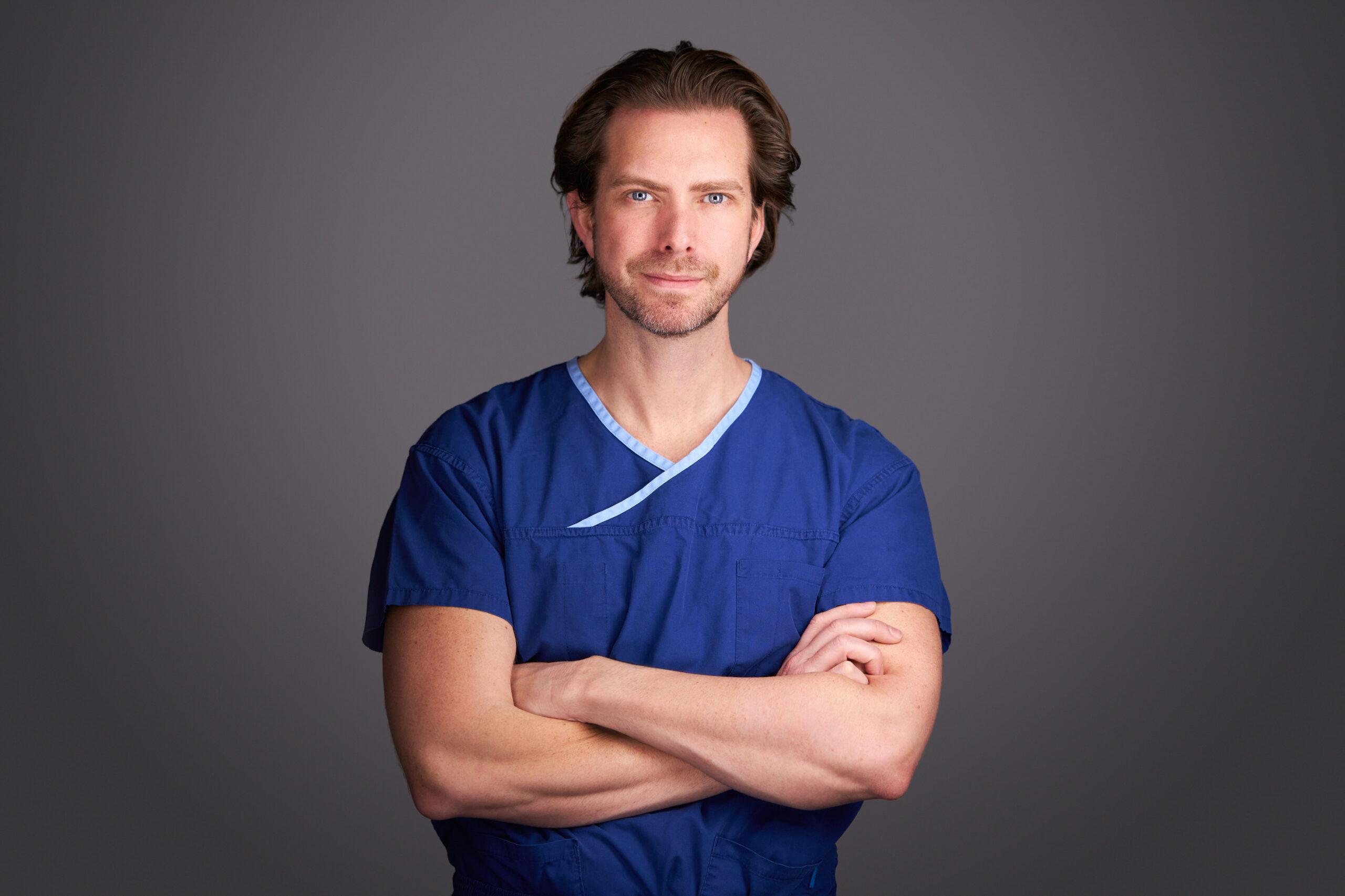 Dr Chris Rogan - Scrubs